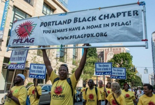 PFLAG Portland Black Chapter was the first chapter in the nation to specifically serve the African American/Black community.