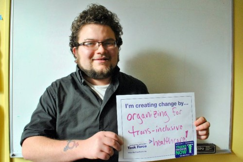 "Basic Rights Oregon Trans Justice Program Manager tash shatz calls the decision a ""sea change."" Photo courtesy of BRO."