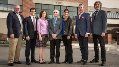 Bend City Councilors